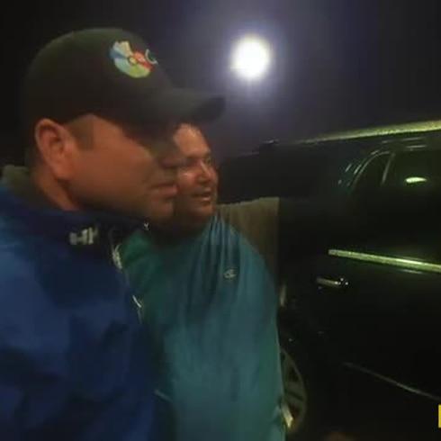 Alcalde de Cataño repasa los daños al municipio