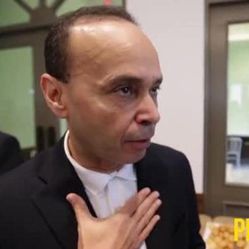 Luis Gutiérrez confiado en la lucha para Oscar López