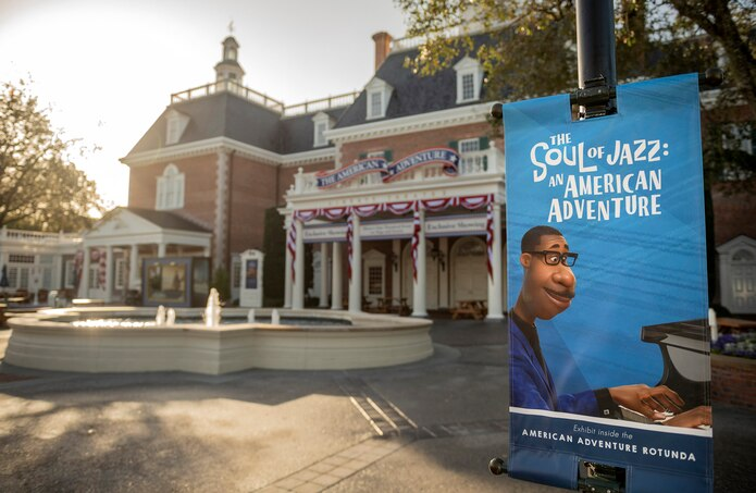 """The Soul of Jazz: An American Adventure""  permanecerá este mes en EPCOT."