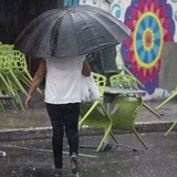 Onda tropical afectará la Isla en la tarde