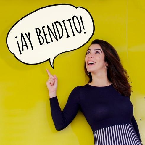 """Esta puertorriqueña les enseña """"¡ay bendito!"""" a los alemanes"""
