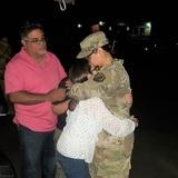 Soldados boricuas parten a Afganistán: el más joven acaba de cumplir 20 años