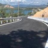 Abren carretera de Guánica que se afectó por los sismos