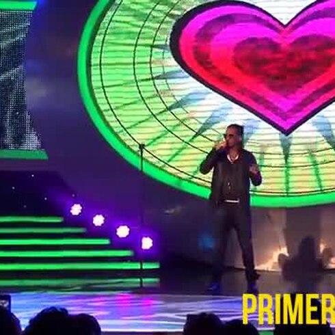 Idol Puerto Rico -Richard Silva en la octava gala