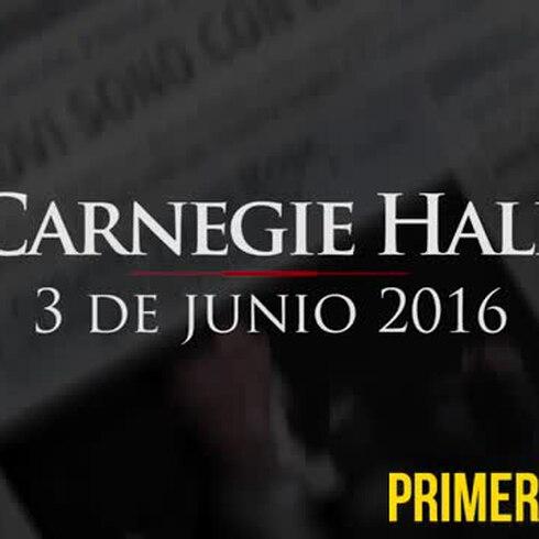 Gilberto Santa Rosa Carnegie