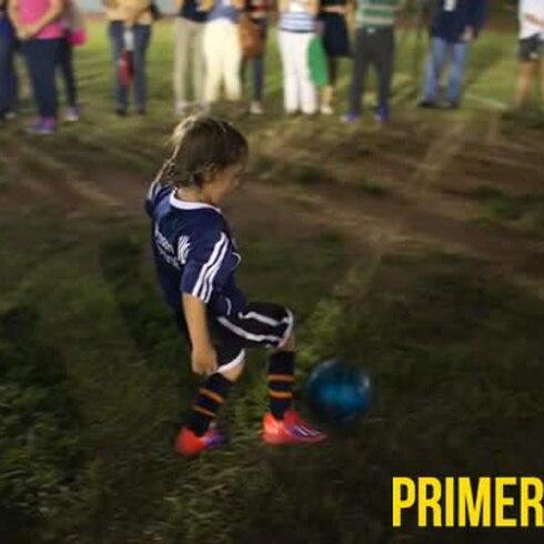 Usan el fútbol como herramienta para ayudar a niños con autismo