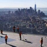 Edge, el nuevo mirador que abrirán en el piso 100 de un rascacielos en Nueva York