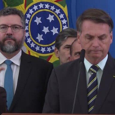Se puso fea la cosa para Jair Bolsonaro