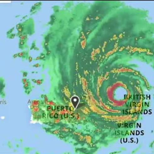 Se complica la situación en el oeste de Puerto Rico por Irma