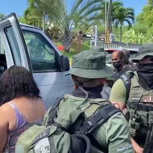 Arrestan a seis personas en Culebra por narcotráfico
