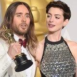 Anne Hathaway y Jared Leto protagonizarán serie de Apple sobre WeWork