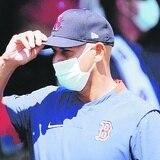 Alex Cora reacciona al recibimiento hacia los jugadores de los Astros en Nueva York