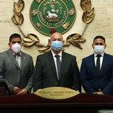 Juramentan dos nuevos representantes: Jorge Emmanuel Báez y Er Yazzer Morales