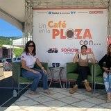 """""""Somos Puerto Rico"""" se apodera de la plaza de Moca"""