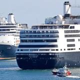 Pasajeros de cruceros con casos de coronavirus se bajan en Florida