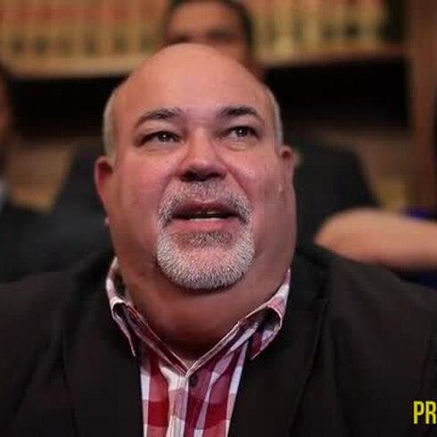 """Johnny Méndez: """"Yo tengo que salvar la integridad de este cuerpo"""""""