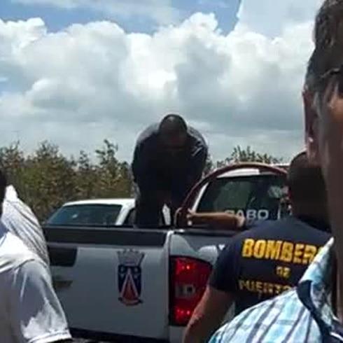 Alcalde de Cabo Rojo habla sobre las ballenas encontradas en su pueblo