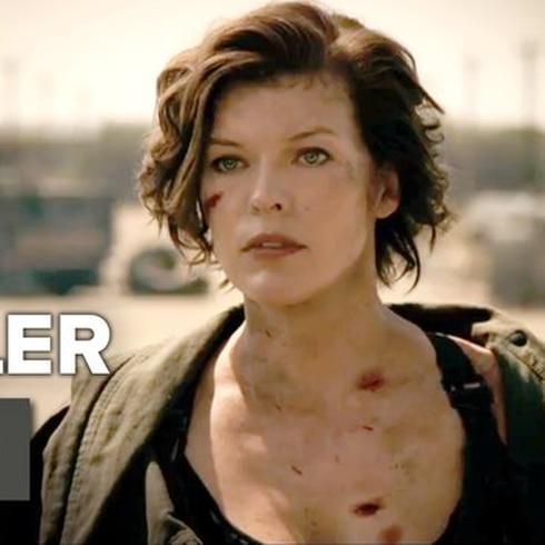 Trailer de Resident Evil: The Final Chapter