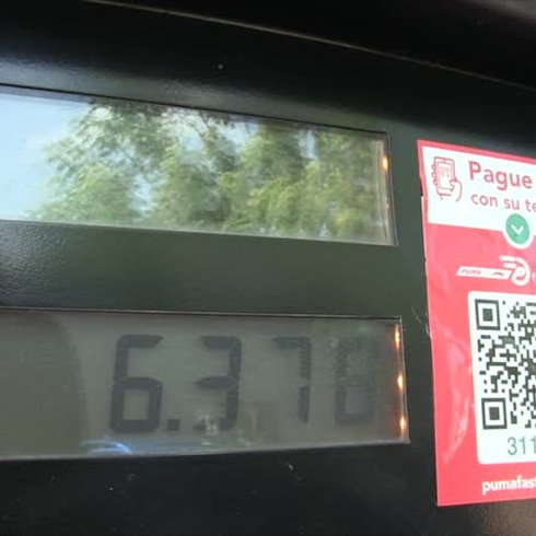 ¿Cómo está el ambiente en las gasolineras de la Isla?