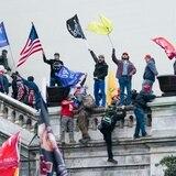 Capitolio de Estados Unidos refuerza su seguridad ante marcha de la de ultraderecha