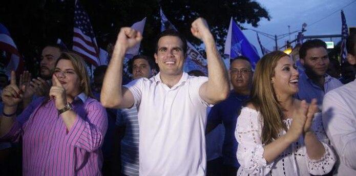 """""""Me parece que es tiempo para que el exgobernador desista de cualquier posible aspiración"""", dijo Nazario sobre Rosselló. (archivo)"""