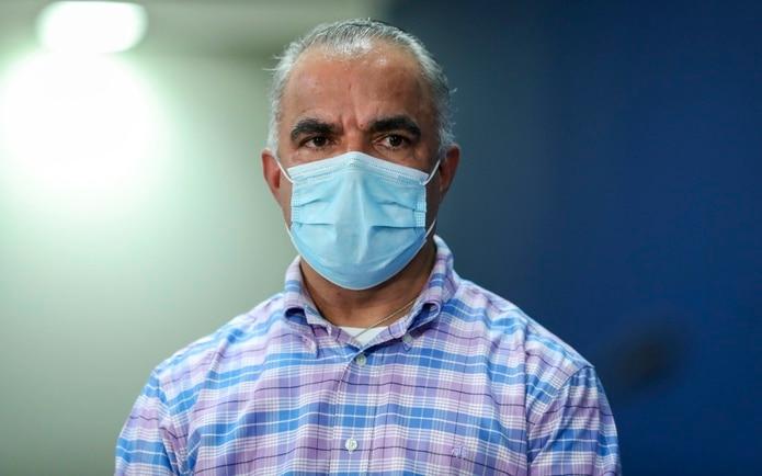También sostuvo que Salud rastrea al 90% de los casos positivos de coronavirus.