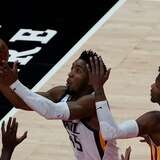 El Jazz sigue con el mejor récord de la NBA tras superar a Atlanta