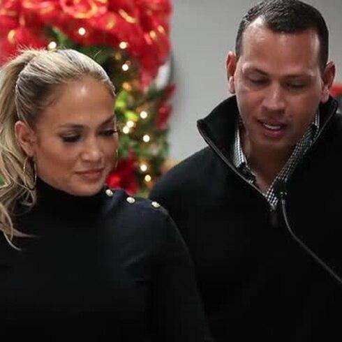 Jennifer López y Alex Rodríguez con las botas puestas para ayudar a Puerto Rico