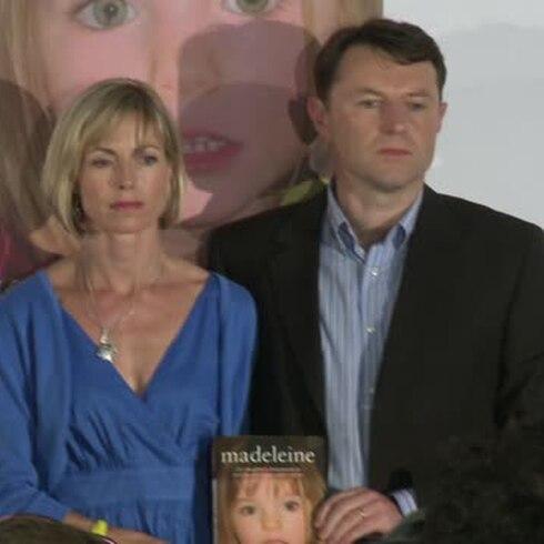 """Padres de Madeleine McCann """"sólo quieren saber qué le paso a su hija"""""""