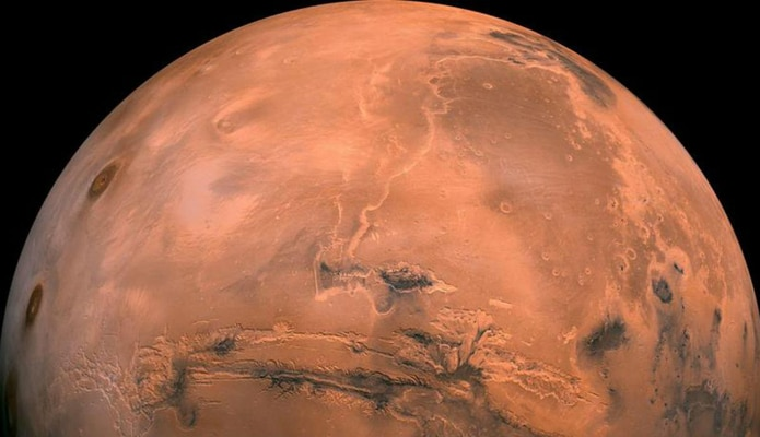 Se necesita que la atmósfera fuera más densa, el planeta se calentase y así lograr que el agua líquida pudiera permanecer en la superficie. (EFE)