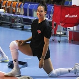 Voleibolista boricua Daly Santana regresa al quirófano