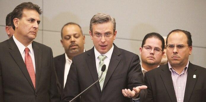 Jaime Perelló, aseguró que la nueva propuesta de aumentar el IVU tiene los votos suficientes en ese cuerpo legislativo. (Archivo)