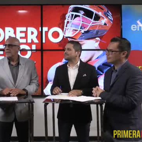 Edwin Rodríguez explica cómo se formó el Equipo Nacional al Clásico Mundial de Béisbol