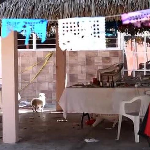 Hombres armados matan a 13 en una fiesta en México