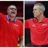 Eddie Casiano y Paco Olmos se verán la caras en el partido entre Puerto Rico y México