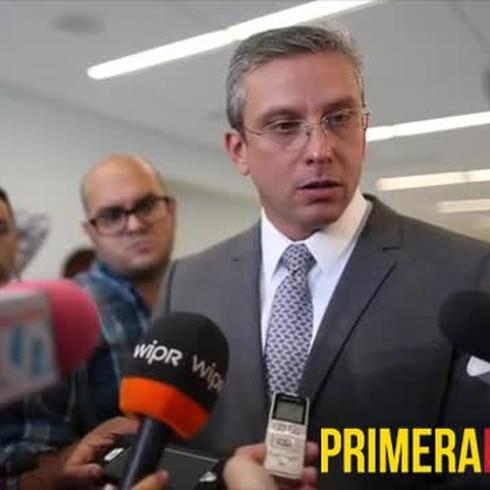 García Padilla respalda a David Bernier