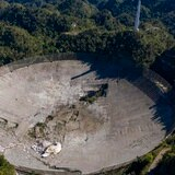 Hasta $50 millones costaría limpiar área del Radiotelescopio de Arecibo