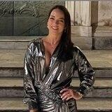 Adamari López sexy y con atrevidos vestidos en Italia