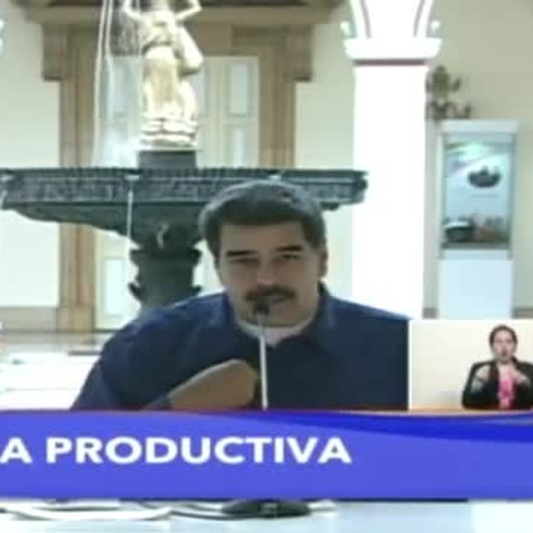 Nicolás Maduro hace un pacto en medio de la crisis venezolana