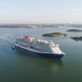 Tras enormes pérdidas, Carnival espera reanudar cruceros