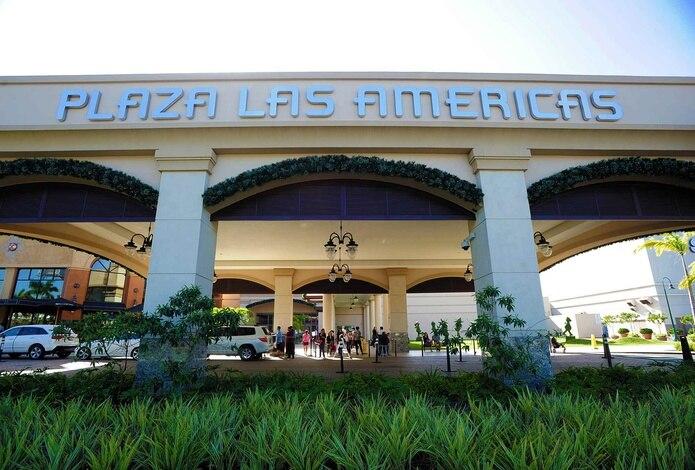 En algunos centros comerciales solo operan varias tiendas. (Archivo / GFR Media)