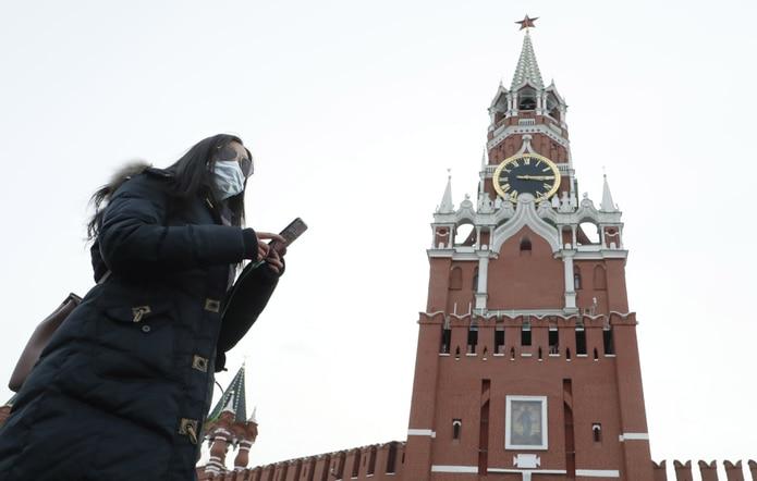 Más de medio millar de ciudadanos chinos han sido puestos en cuarentena en Rusia debido al COVID-19.