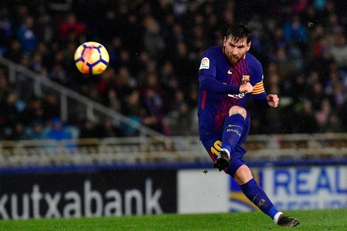 El club Barcelona no pudo retener a Lionel Messi debido a las reglas de equidad competitiva y financiera de la La Liga española.