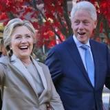 Hillary y Bill Clinton salen este año de gira