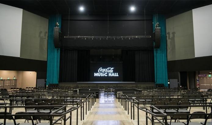 Coca Cola Music Hall