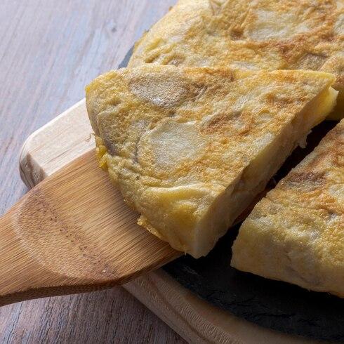 Guíllate de chef: tortilla española