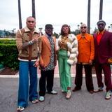 Ozuna graba junto a The Black Eyed Peas