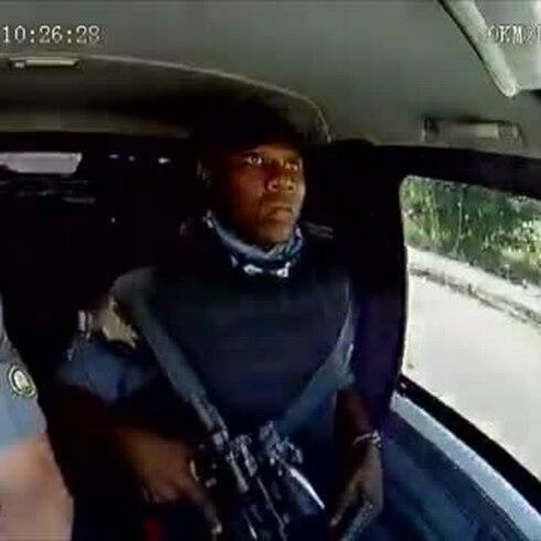 """""""¡Nos van a disparar!"""""""