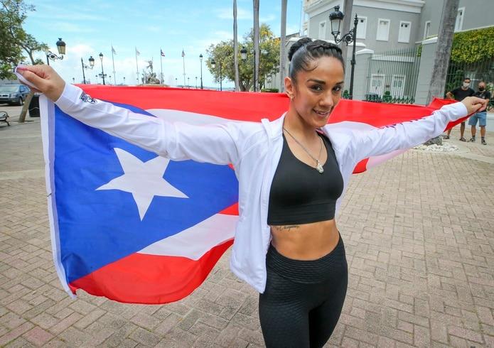 Amanda Serrano tiene como meta unificar los cetros mundiales de boxeo durante el 2021.