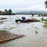 Tifón en Filipinas deja al menos 13 desaparecidos